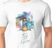 Trip of a Lifetime - TARDIS Unisex T-Shirt