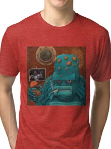 Drowning His Sorrows Tri-blend T-Shirt