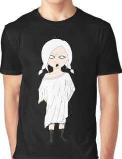 Cute & ghostly Graphic T-Shirt