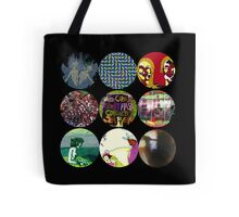 Animal Collective Albums Tote Bag