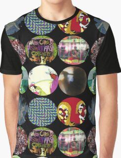 Animal Collective Albums Graphic T-Shirt