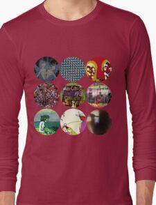 Animal Collective Albums Long Sleeve T-Shirt