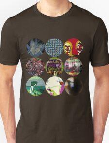 Animal Collective Albums T-Shirt