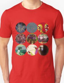 Animal Collective Albums Unisex T-Shirt