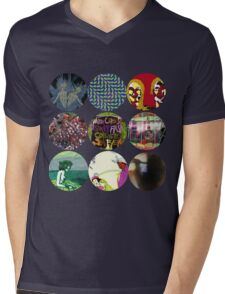 Animal Collective Albums Mens V-Neck T-Shirt