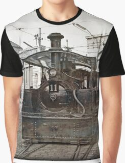steamtram nr.11 Graphic T-Shirt