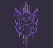 Decepticon Logo / Soundwave (lines) Unisex T-Shirt