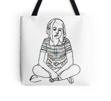 Young Margot Tenenbaum Tote Bag