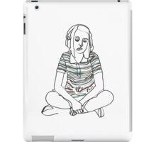 Young Margot Tenenbaum iPad Case/Skin