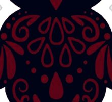 RED OWL Sticker