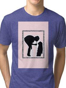 The 1975-Robbers Artwork Tri-blend T-Shirt