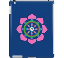 Dharma wheel iPad Case/Skin