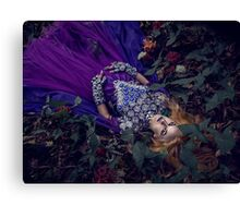 forest princess Canvas Print