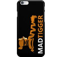 Mad Cat iPhone Case/Skin