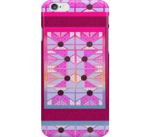 Cute and cool style desing love patchwork iPhone Case/Skin