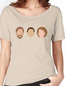 Obi Wan, Padme, Anakin Women's Relaxed Fit T-Shirt