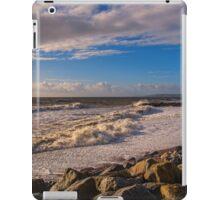 Bridport Harbour Dorset iPad Case/Skin