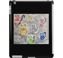 Cat Party iPad Case/Skin