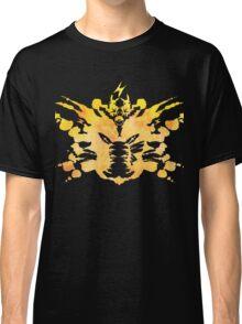 Pikachu Rorschach test Classic T-Shirt