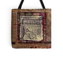 Egyptian Archaeology Tote Bag