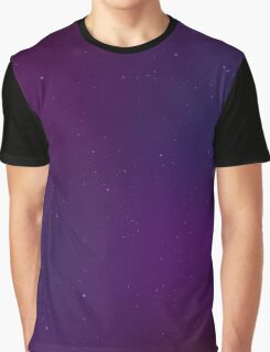 Pink night sky Graphic T-Shirt