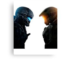 Halo 5  Canvas Print