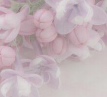 Oh So Gentle - Lilac Sprig Macro Sticker