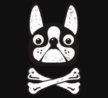 Boston terrier Kids Tee