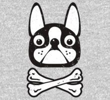Boston terrier One Piece - Long Sleeve