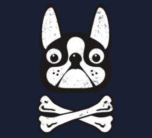Boston terrier Baby Tee