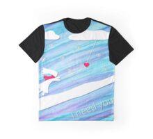 Winter love Graphic T-Shirt