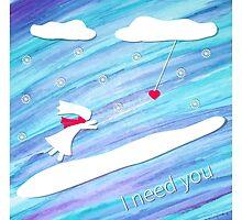 Winter love by dreamca
