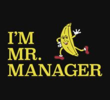 I'm Mr. Manager! One Piece - Long Sleeve