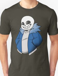 Undertale Sans! Vector T-Shirt