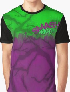 Smash Monster Graphic T-Shirt