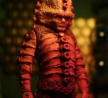 Zygon in Minature by TheWhiteBear