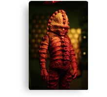 Zygon in Minature Canvas Print
