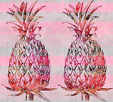 Pineapple by artsandsoul