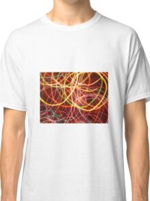Light Squiggle Classic T-Shirt