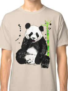 Bamboo For Lunch Classic T-Shirt