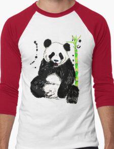 Bamboo For Lunch Men's Baseball ¾ T-Shirt