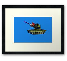 Smart Weapons #2 by #fftw Framed Print