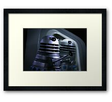 Dead Planet Daleks Framed Print