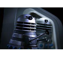 Dead Planet Daleks Photographic Print