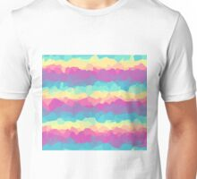 Bright rainbow Unisex T-Shirt
