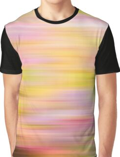 Pastel Abstract background Graphic T-Shirt