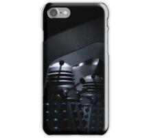 Dead Planet Daleks 2 iPhone Case/Skin