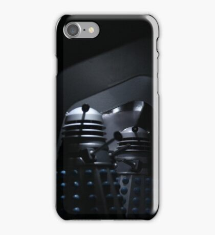 Dead Planet Daleks 2 iPhone Case/Skin