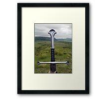 For Frodo Framed Print
