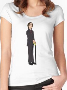 Robert Carlyle - Mr. Gold Women's Fitted Scoop T-Shirt